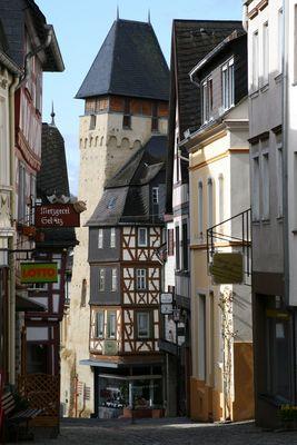 ...Der Schiefe Turm......Nein, nicht von Pisa, sondern in Bad Camberg :-)