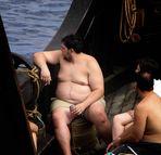 Der Schiffsjunge des Prisenkommandos Saure Gurke