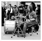 Der Schlagzeuger...