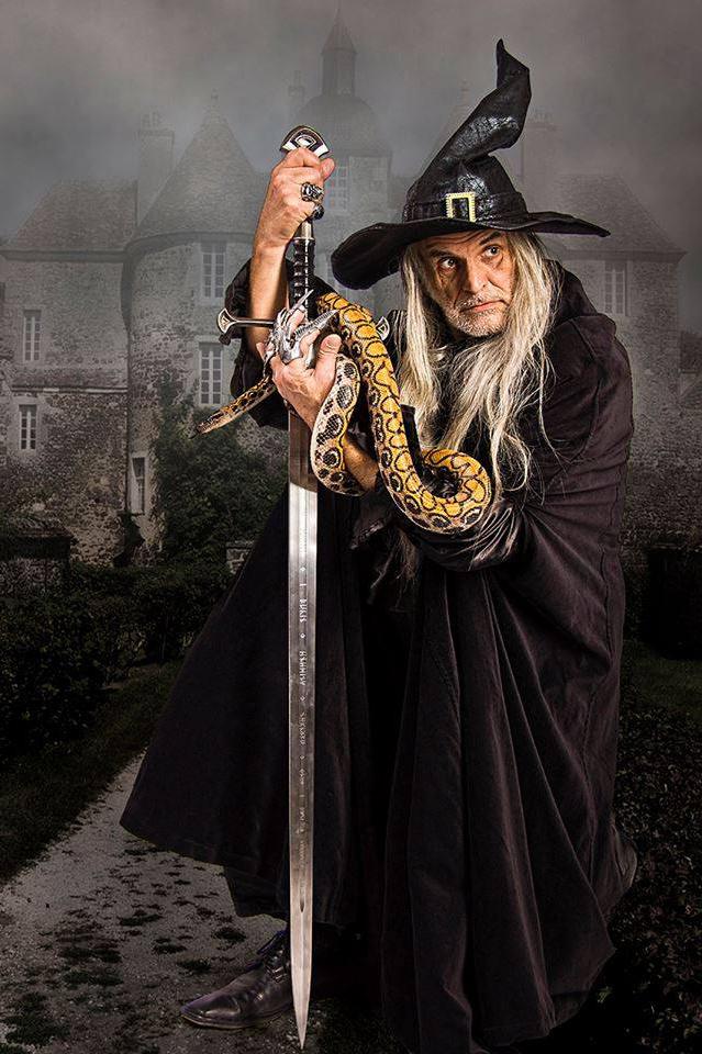 Der Schlangenfreund