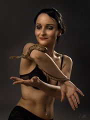 Der Schlangentanz