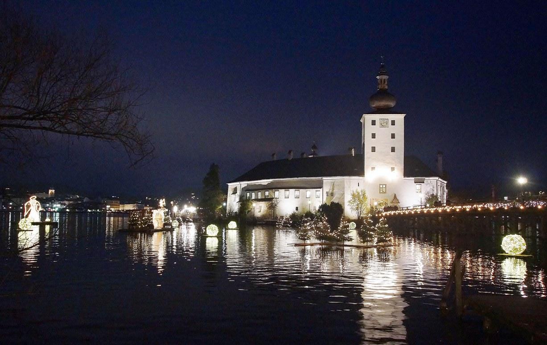 Der Schlösseradvent Gmunden 2012 ist eröffnet