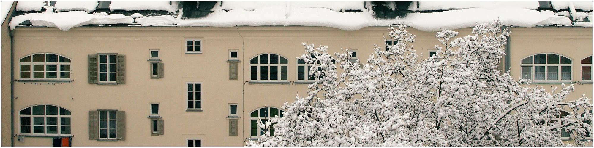 der Schnee von gestern