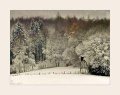 Der Schnee von gestern ...