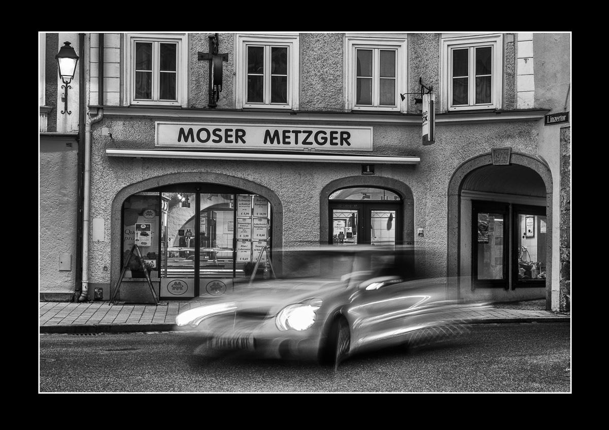 Der schnelle Metzger