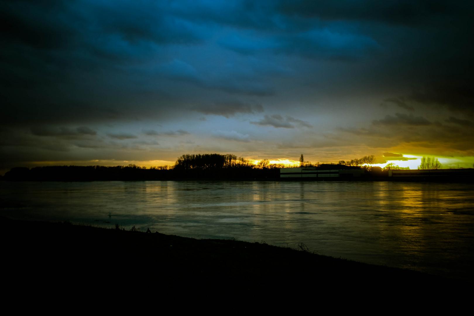 der schöne Neckar