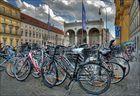 der schönste Fahrrad-Abstellplatz in Deutschland