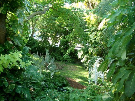 Der schönste Garten ...