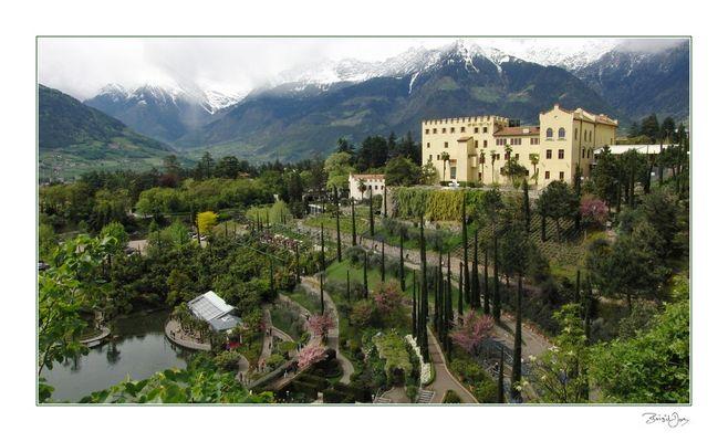 Der schönste Garten Italiens - Schloss Trauttmansdorff