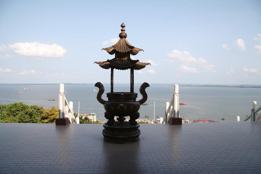 der schönste Platz in Sandakan