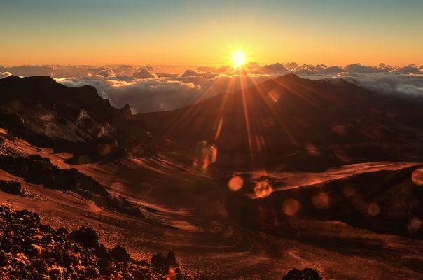 Der schönste Sonnenaufgang der Welt II