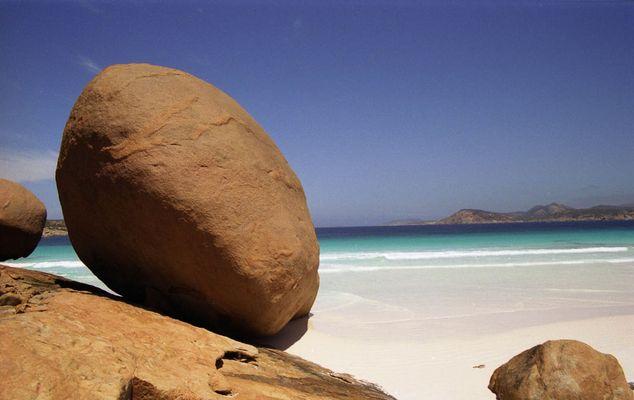 Der schönste Strand in Australien...