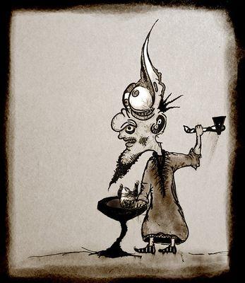 Der Schrecksenmeister