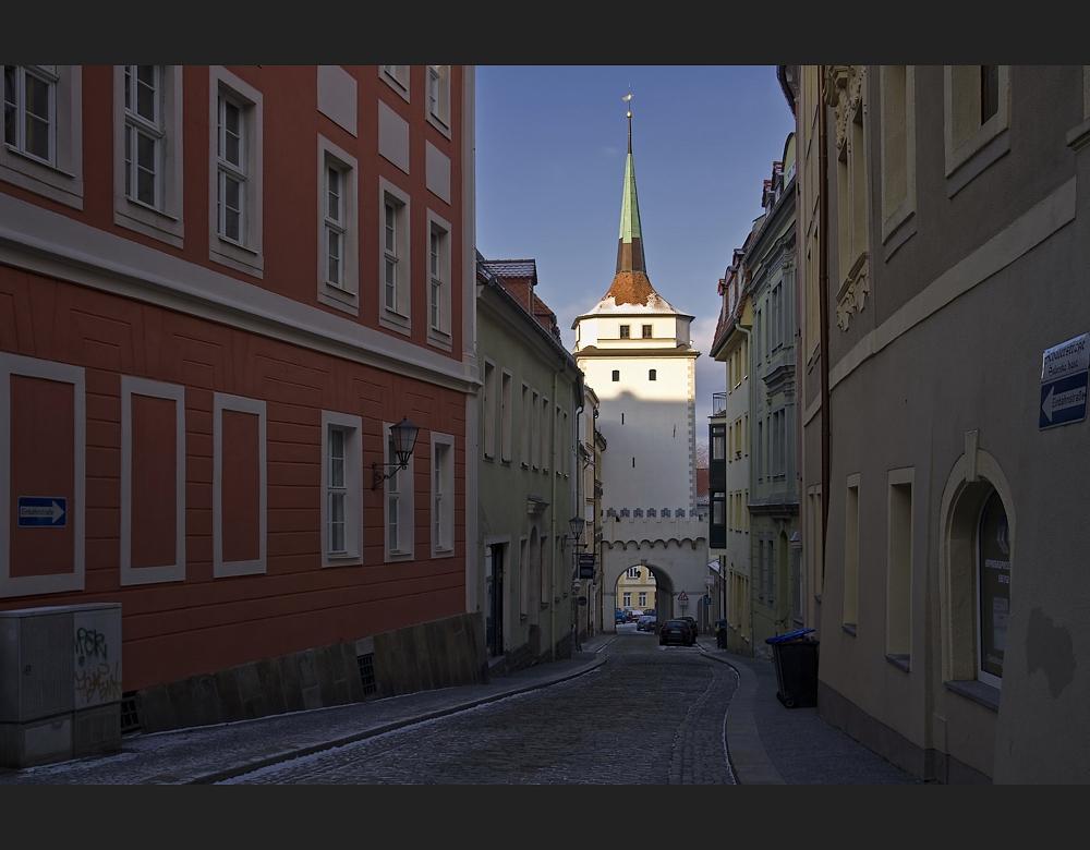 Der Schülerturm in Bautzen