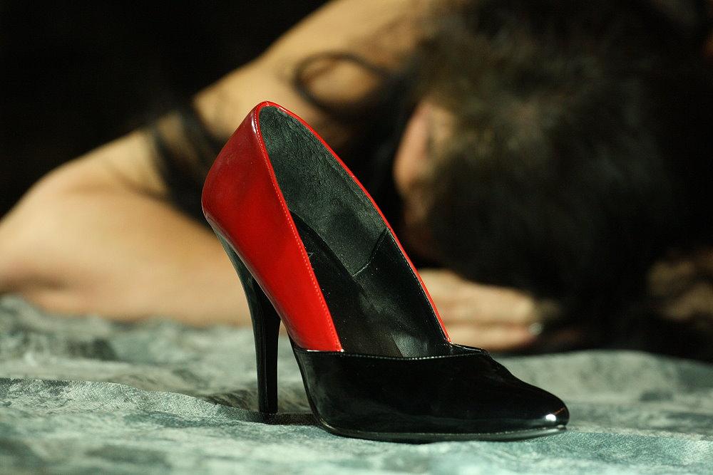 Der Schuh ...