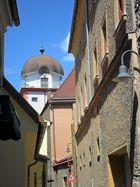 Der Schwammerlturm - das wahrzeichen von Leoben - meiner Geburtsstadt