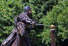 Der schwarze Ritter ...