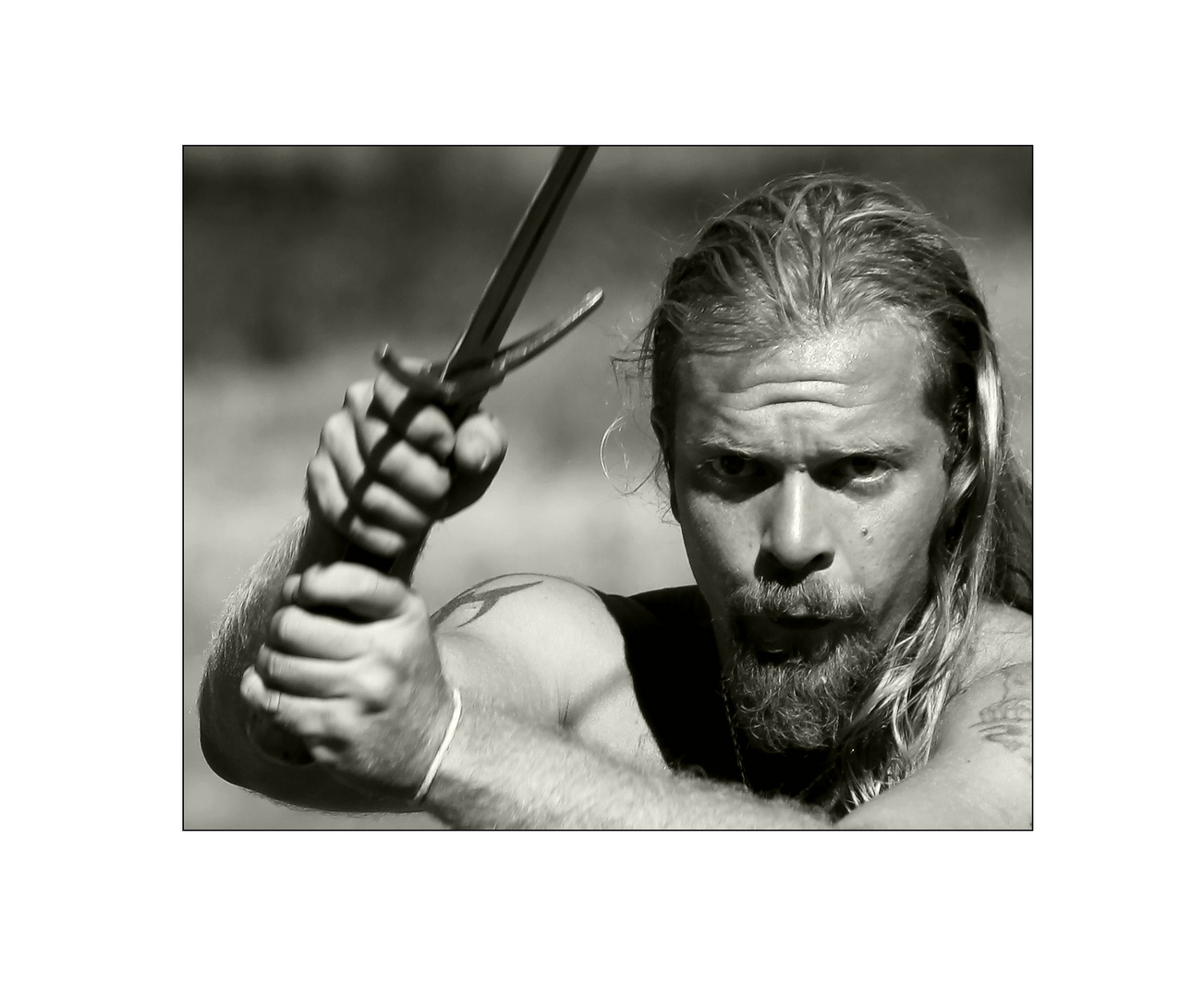 der Schwertkämpfer 2