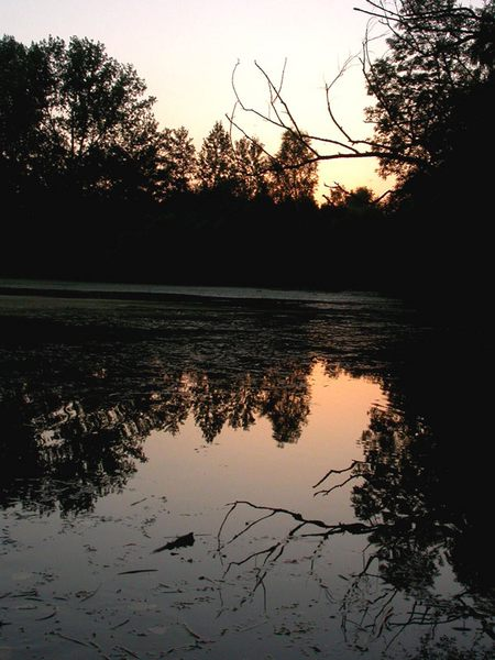 der See, den kaum jemand sah...