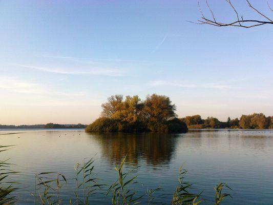 Der See der Stille