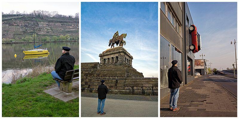 Der Sehmann ... in Koblenz