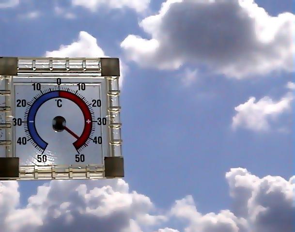 Der Sommer kommt zurück oder 44 Grad