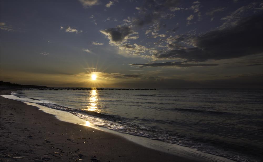 ... der Sonne entgegen ...