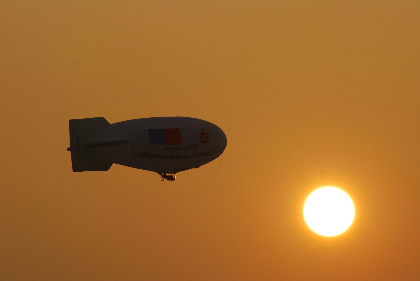 ...der Sonne entgegen.....