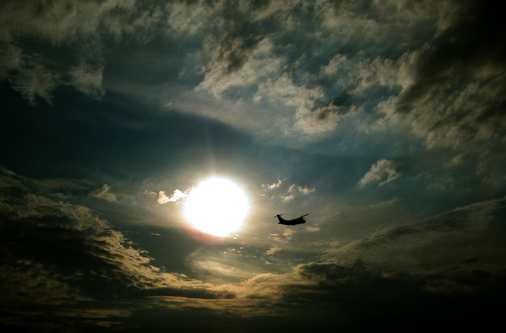 Der Sonne entgegen (fly away)