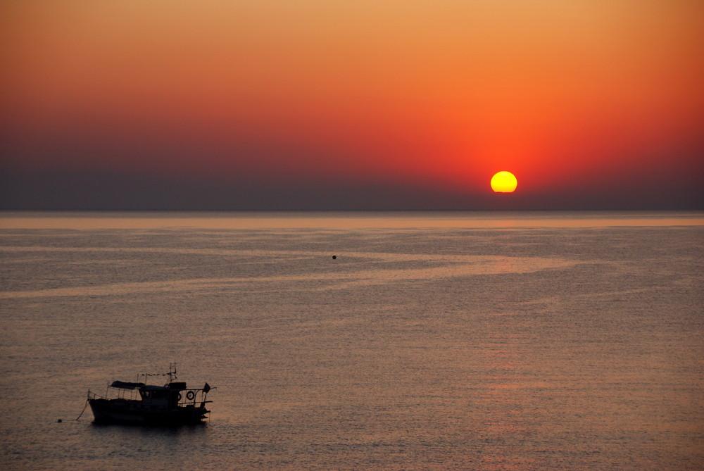 Der Sonnenaufgang (2)