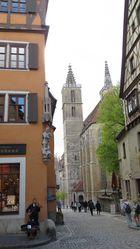 Der Sonntagsgeiger von Rothenburg o.d.T.