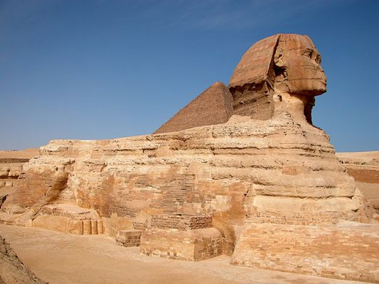 Der Sphinx - Ägypten 2