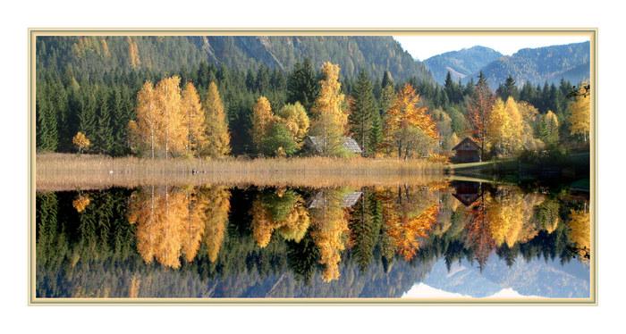 der spiegel der natur