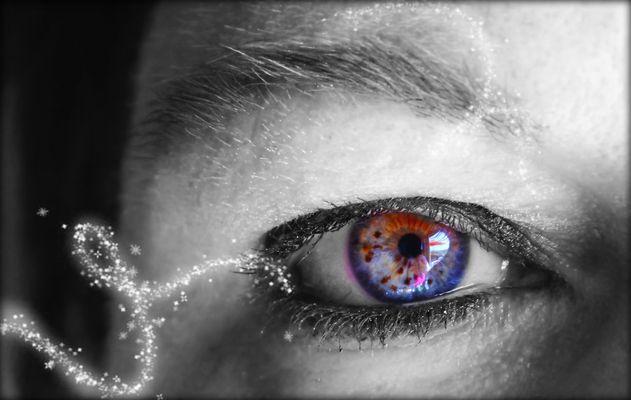 der Spiegel der Seele...