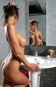 der Spiegel zeigt alles