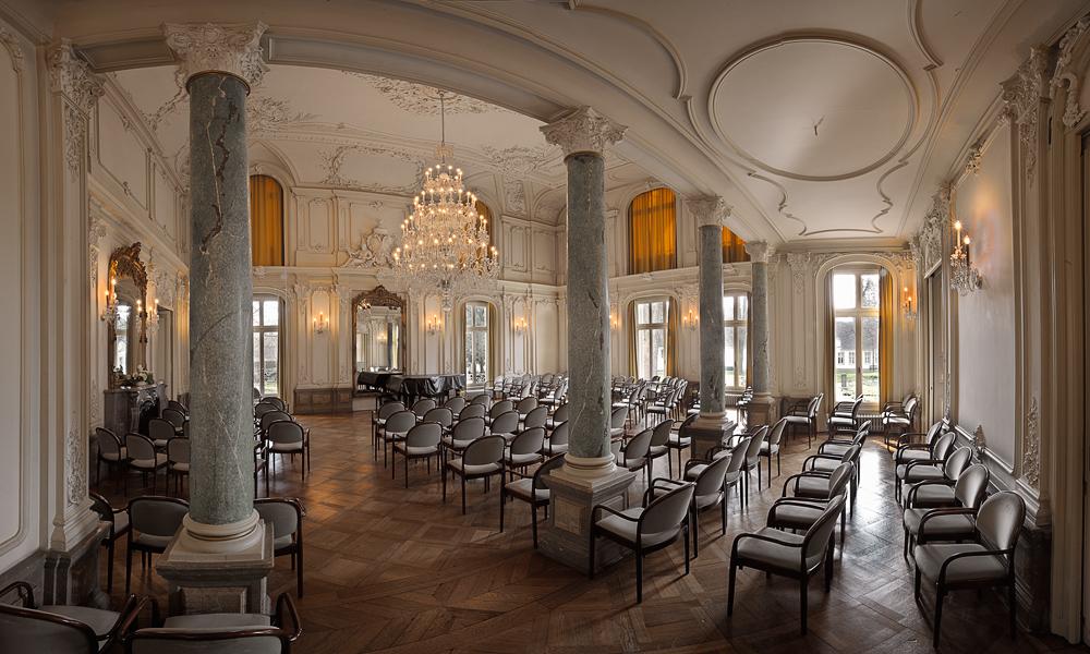 Der Spiegelsaal von Schloß Morsbroich II