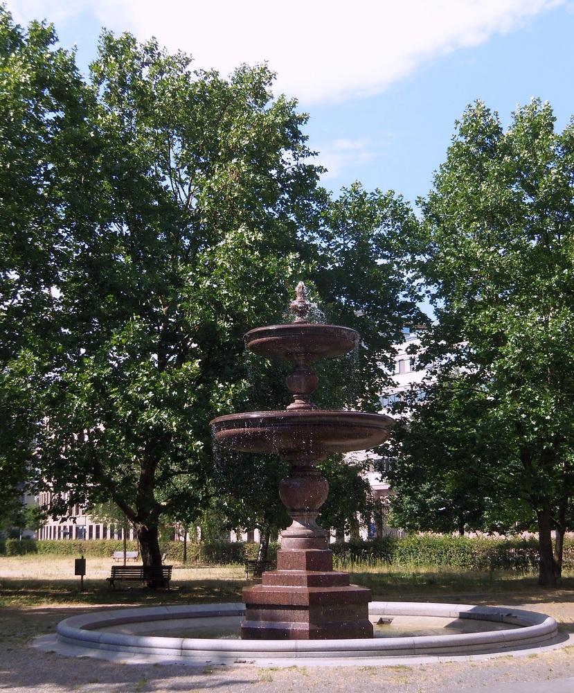 Der Spindlerbrunnen