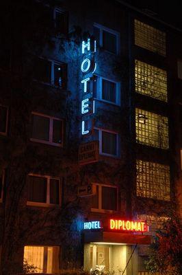 der spion, der mich liebte, ... ... stieg immer in diesem hotel ab!