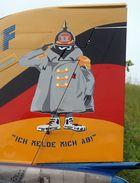 """Der """"Spook"""" der F-4F Phantomf 37+01"""