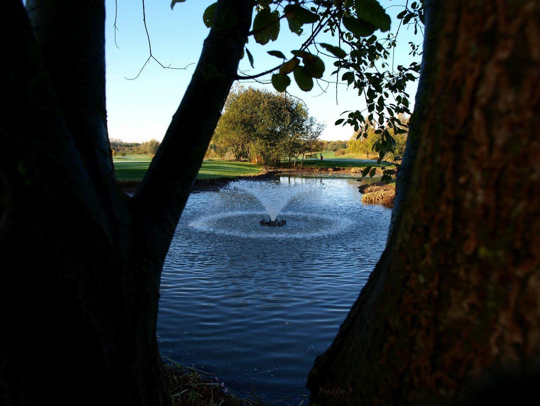 Der Springbrunnen