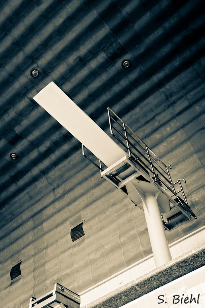 Der Sprungturm
