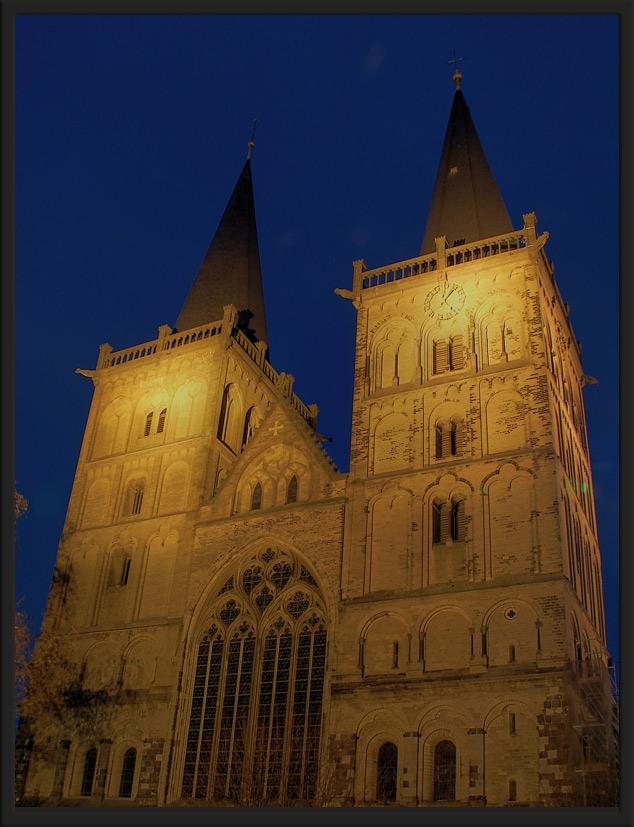 Der St. Viktor Dom zu Xanten