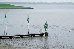 Der Steinerne Mann und das Meer -