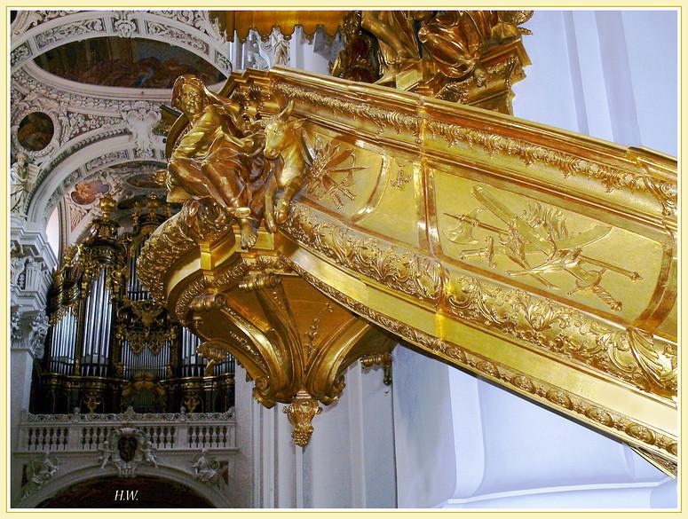 Der Stephansdom in Passau