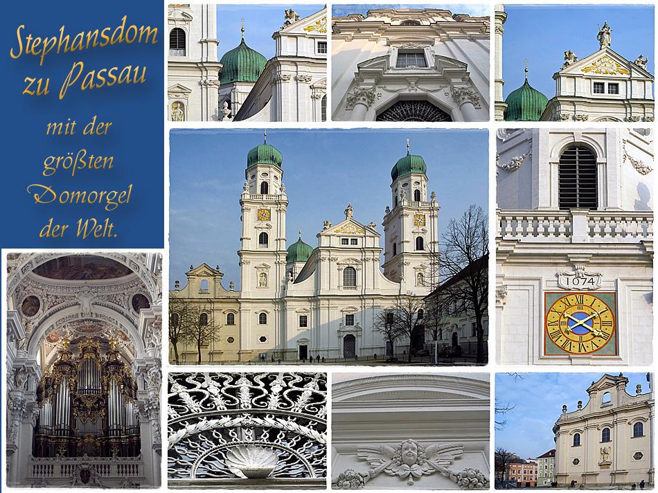 Der Stephansdom zu Passau