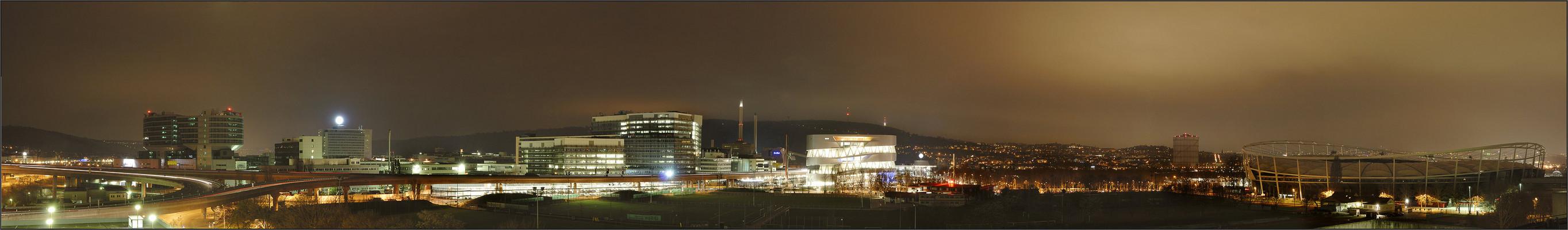 Der Stern von Stuttgart...