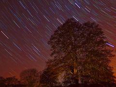 Der Sternen Feuersturm....