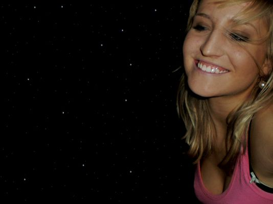 der sternenhimmel ist echt, ich schwöre ;)