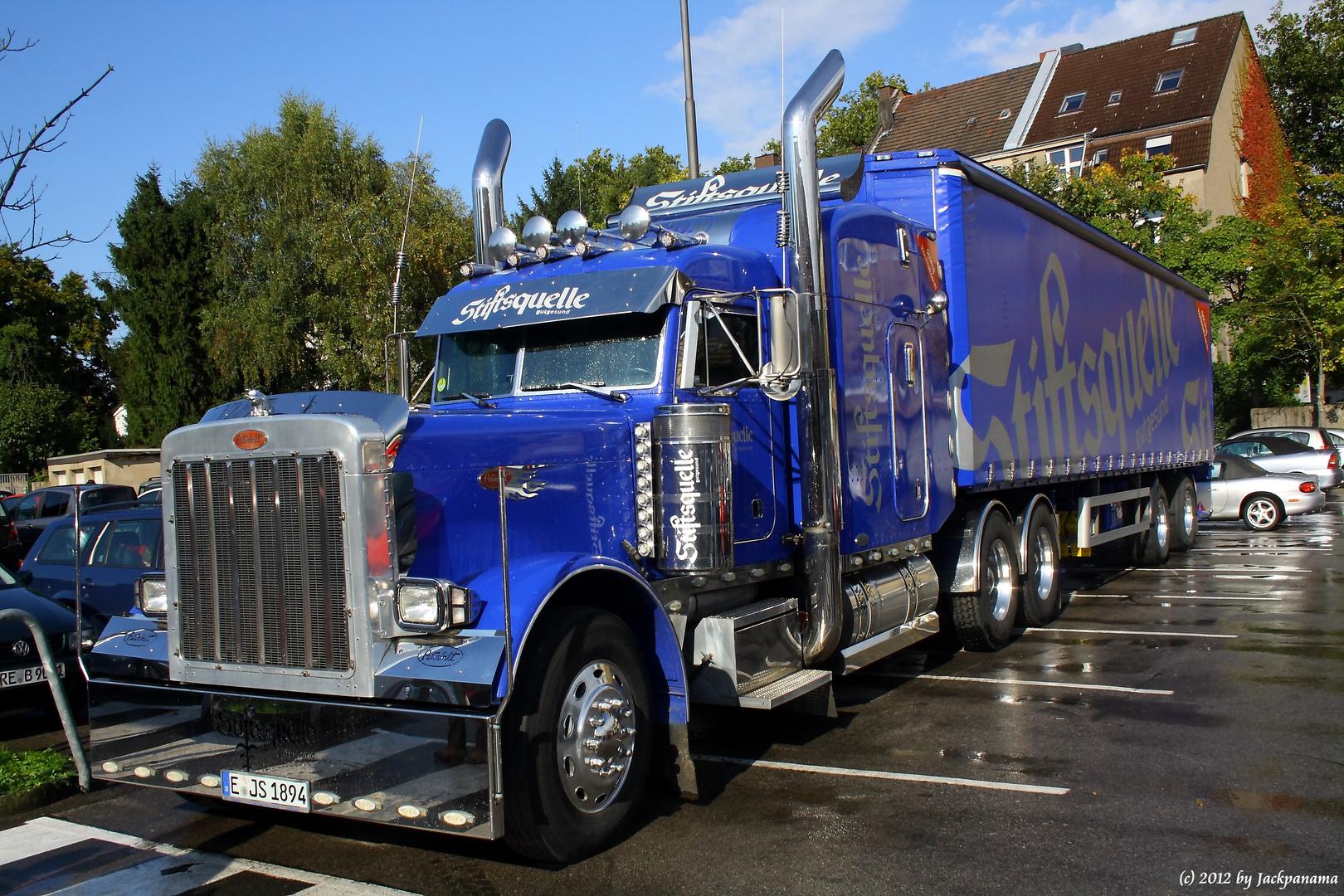 Der Stiftsquelle - Truck in Recklinghausen (1)