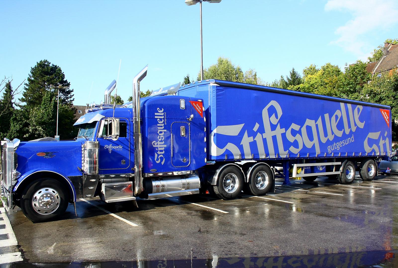 Der Stiftsquelle - Truck in Recklinghausen